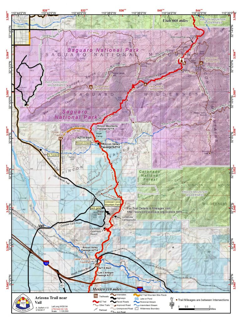 Vail Map
