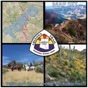 Topo Maps – Explore the Arizona Trail