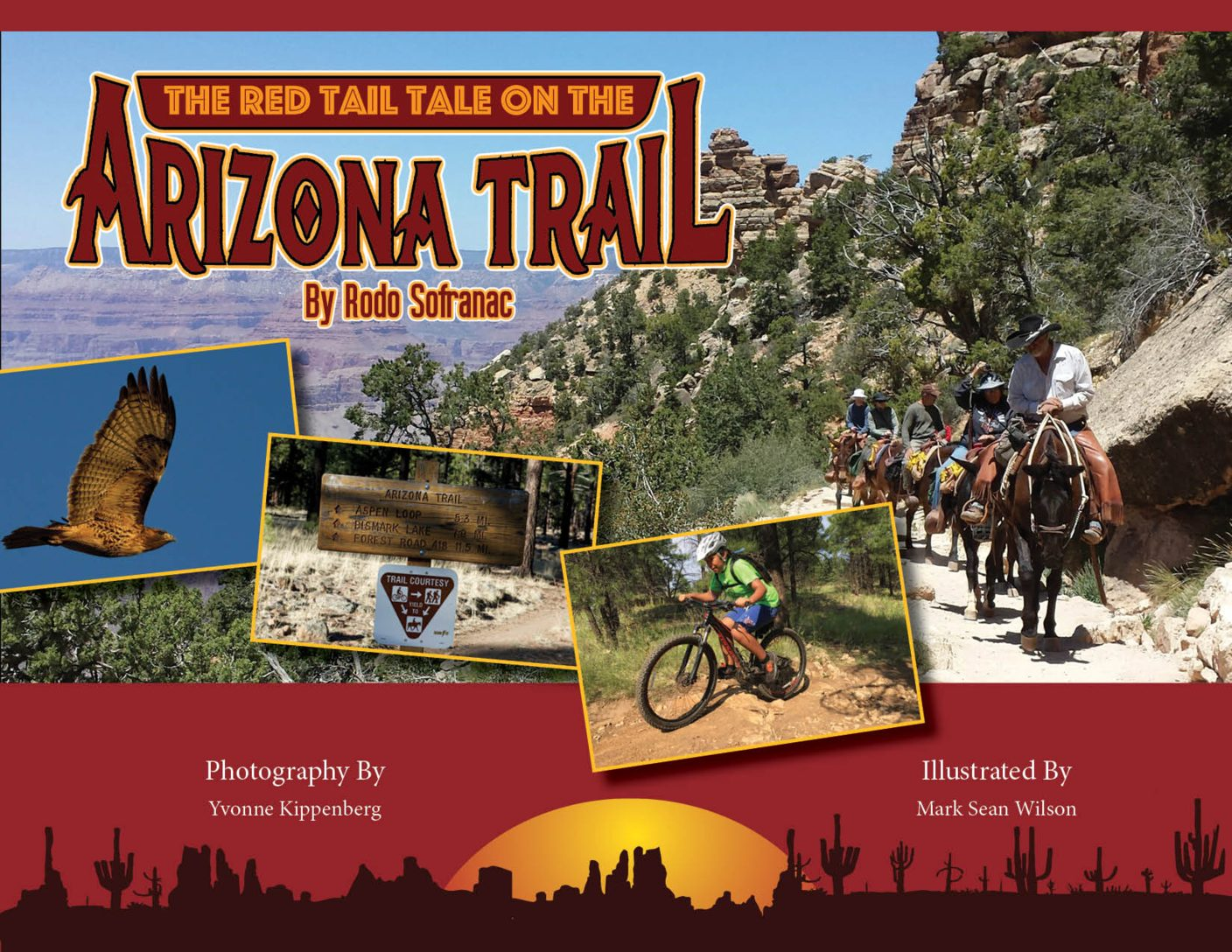 The Red Tail Tale on the Arizona Trail