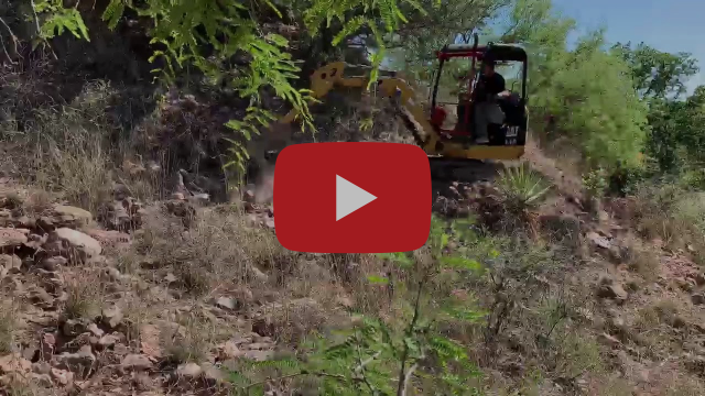 Trail Construction Near Patagonia Commences