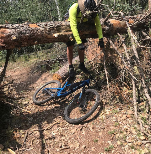 Reporting Trail Conditions