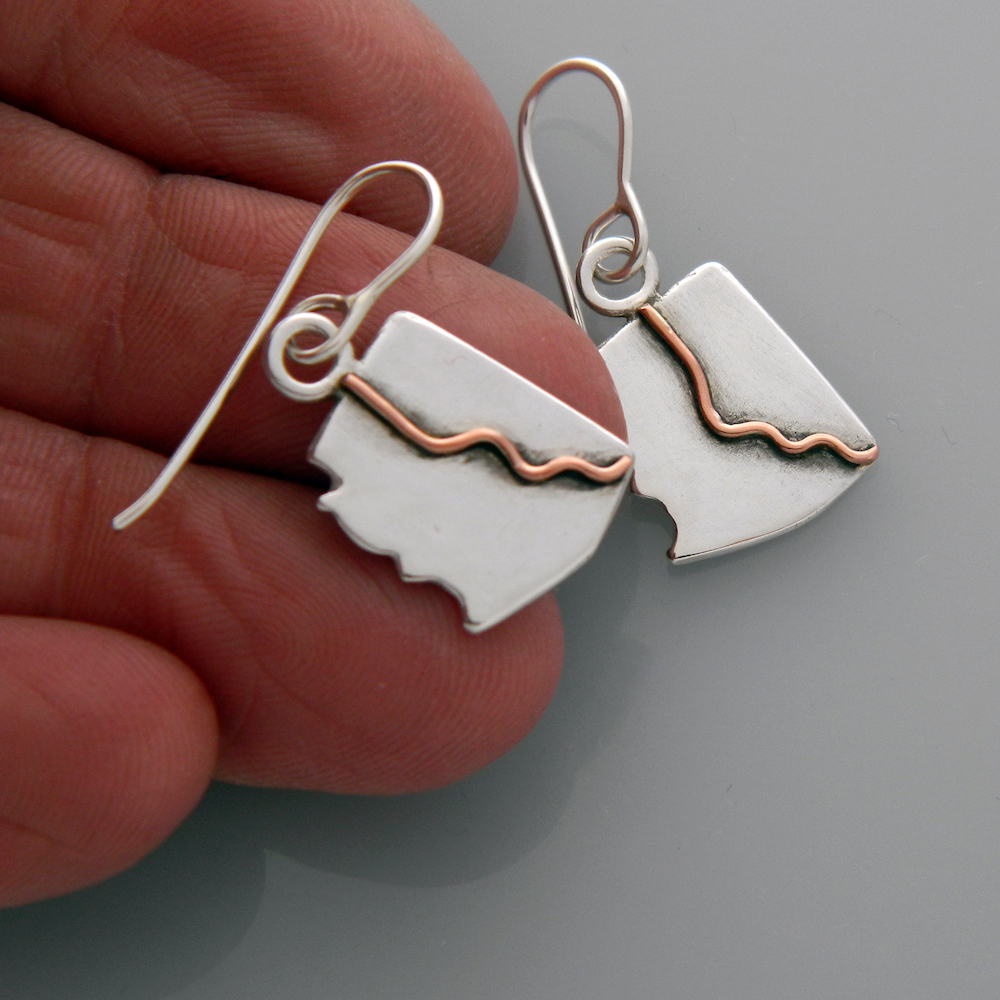 Show Your Love for the AZT with Silver Jewelry Handmade in Flagstaff