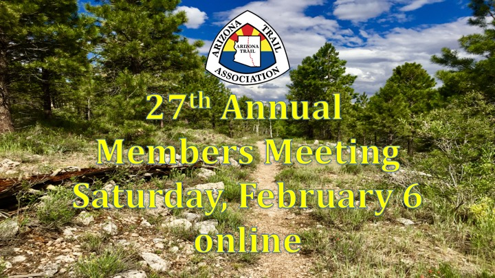 27th Annual Members Meeting Now Online