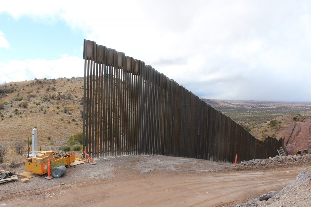 Border Wall & Southern Terminus Closure Update