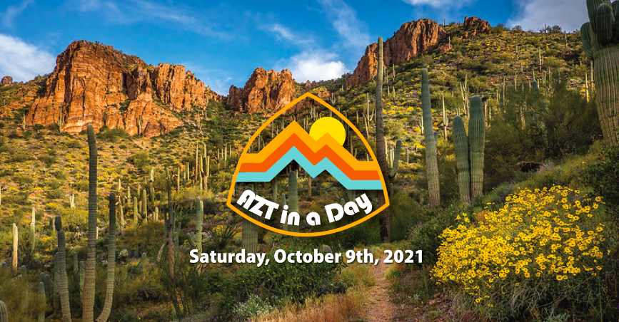 Be Part of AZT in a DAY on October 9th